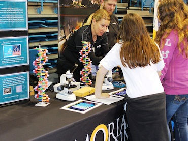 Memorial Hermann Southeast participates in Science and